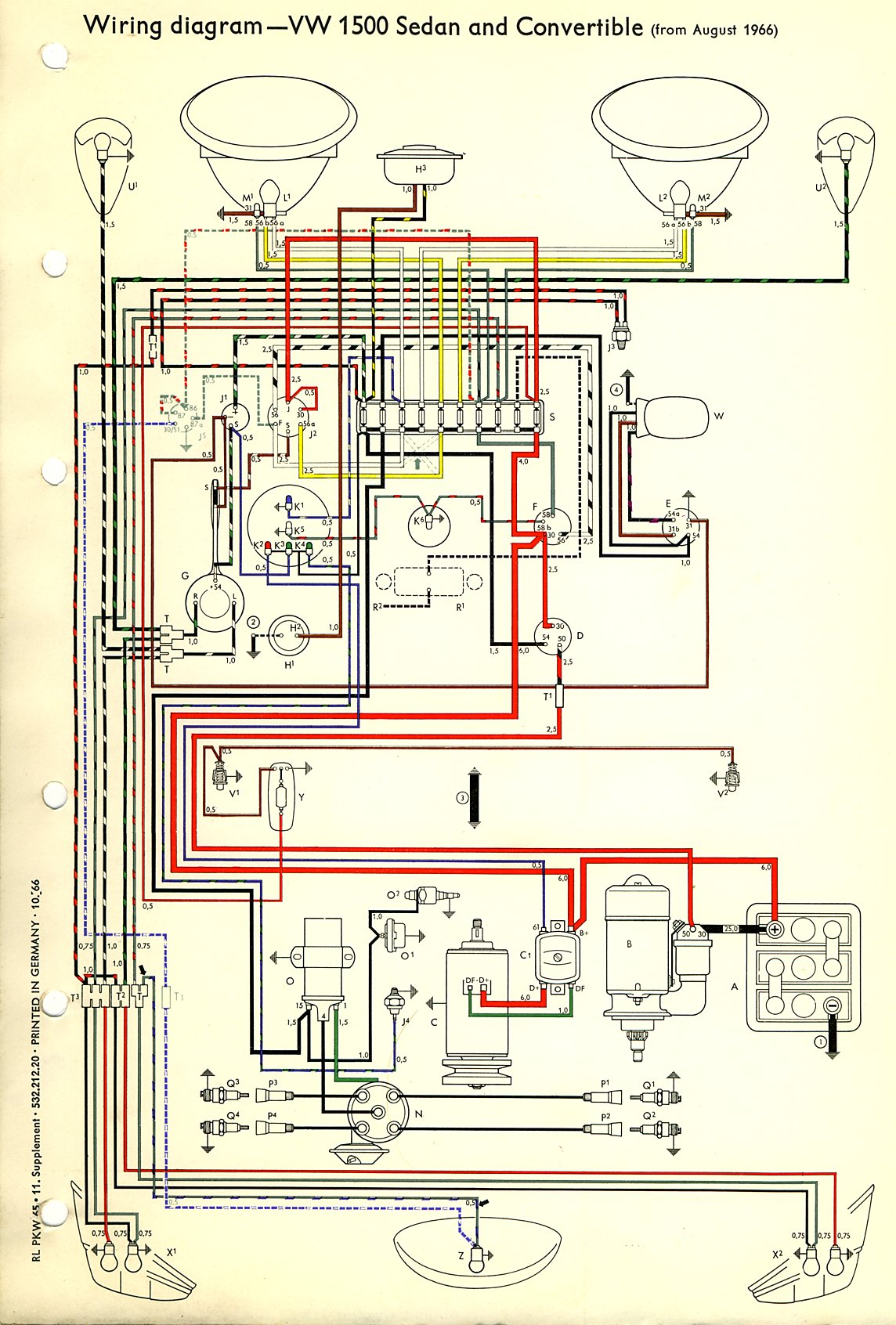 Bug Supplement besides Vwc as well Vw Org Ton F For Super Beetle additionally Bug further Vw Beetle Wiring Digram. on 1971 vw super beetle wiring diagram